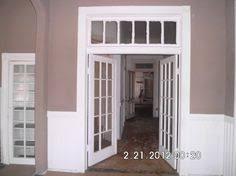 Interior French Doors With Transom - interior double french doors u003d i think these would be great in my