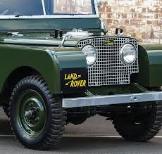 convertible land rover vintage classic do over jaguar land rover re create heritage