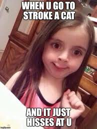 Awkward Memes - awkward little girl meme generator imgflip