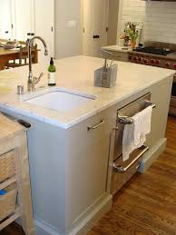 kitchen island with dishwasher and sink sink and dishwasher drawers in the island great for