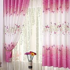 character world 72 inch disney frozen crystal curtains amazon co