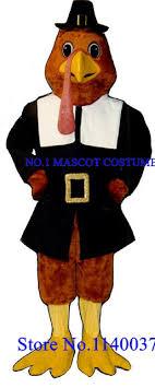 mascot anime costume thanksgiving day tom turkey mascot