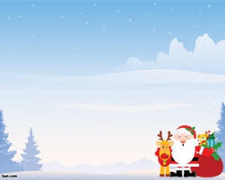 40 christmas powerpoint template images power