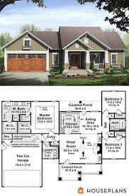 house single roof line house plans