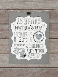 25 year anniversary gift ideas 7 awesome things you can learn from 25th wedding anniversary gift