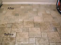 how to clean the kitchen floor grout thecarpets co