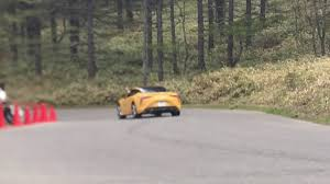 lexus lc race car lexus lc 500 at asama hillclimb 2017 youtube