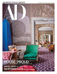 architectural digest usa april 2017 by mimimi977 issuu