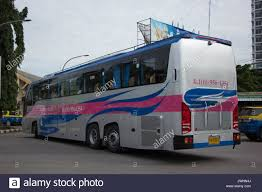 volvo company chiang mai thailand august 12 2017 volvo bus of transport