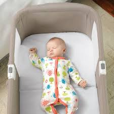 Baby Sleeping In A Crib by Amazon Com Chicco Lullago Travel Crib Green Baby