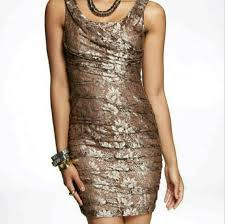 express dress 85 express dresses skirts express gold lace dress from
