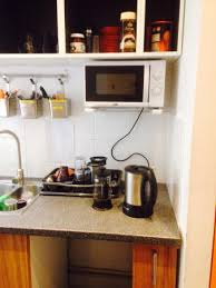 Kettle Toaster Microwave Kettle Toaster Private Shower Picture Of