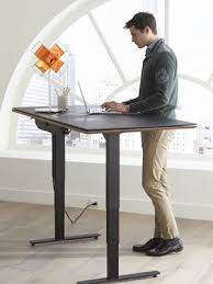 Standing To Sitting Desk Lift Standing Desks Bdi