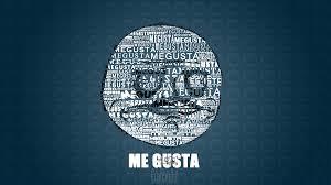 Meme Background Pictures - blue background funny me gusta meme walldevil