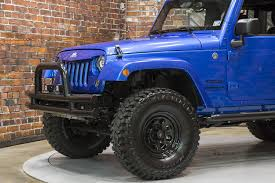 blue jeep wrangler unlimited 2015 jeep wrangler unlimited sport automatic