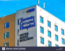 teaching hospital stock photos teaching hospital stock images toronto general hospital sign in peter munk building the tgh is a major teaching