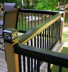 Deck Handrail Code Railings Define Your Deck Style And Guard Your Safety Quinju Com