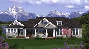 Ranch Style Home Plans With Basement Ranch Style House Dukesplace Us