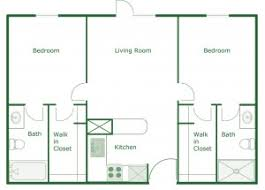 simple 2 bedroom house plans simple house plan 2 home design ideas