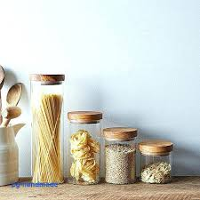bocaux decoration cuisine table de cuisine pour décoration cuisine moderne nouveau