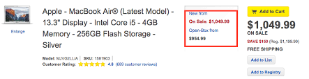 macbook air price on black friday a tip for getting an even better price on some items at best buy