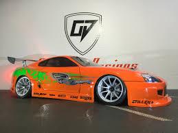 toyota supra fast and furious fast furious rc car oak man designs