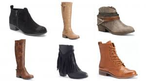 kohl s womens boots size 11 my top ten favorite kohl s black friday deals 2016 live now