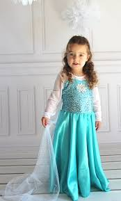 amazon com butterfly craze girls snow queen costume snow princess