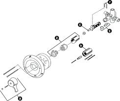 moen single handle faucet repair 7400 parts diagram delta kitchen diagram moen 7400 parts diagram cartridge replacement single handle