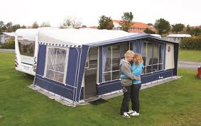 Royal Caravan Awnings New Design For Old Favourite
