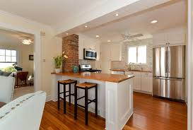 Veneer Kitchen Backsplash 47 Brick Kitchen Design Ideas Tile Backsplash Accent Walls