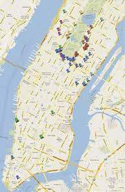 Map Of Midtown Manhattan Download Manhattan Ny Street Map Major Tourist Attractions Maps