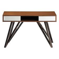 table bureau bois bureau design bois stunning bureau design palaos en bois laqu et