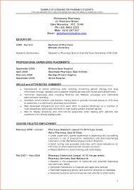 Physician Assistant Student Resume Pharmacy Assistant Resume Sidemcicek Com