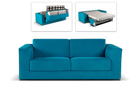 blue sofa bed tehranmix decoration