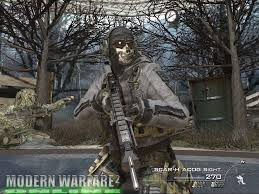 ghost modern warfare mask skull jaw bone bandana head wrap face mask biker scarf ebay