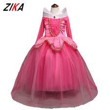 aliexpress buy zika girls dress long sleeve dresses children