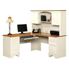 Compact Desk With Hutch Desk With Small Hutch Furniture Desk With Hutch In White