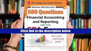 audiobook mcgraw hill education 500 financial accounting and