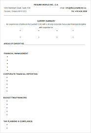 Resume Outline Examples by Functional Resume Templates Free