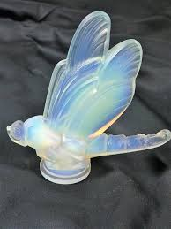 french art deco car mascot of a dragonfly by sabino c1930 505957