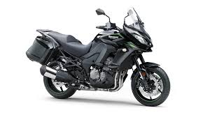 2018 versys 1000 lt touring motorcycle by kawasaki