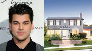 kim kardashian new home decor kris jenner buys rob kardashian a 2 3 million house see the