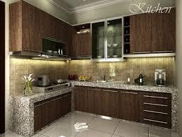 interior decoration simple minimalist interior design kitchen
