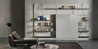 meuble tv caché idee meuble tv dangle idées de décoration et de mobilier pour la
