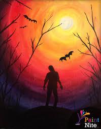 howlin wolf den oct 20 paint nite event