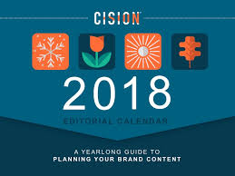 2018 content calendar template why you need one and how to use it