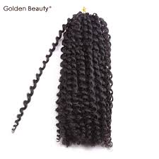 Pre Curled Hair Extensions by Popular Golden Hair Extensions Curly Buy Cheap Golden Hair