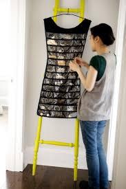 umbra little black dress hanging jewelry organizer new free