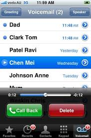 visual voicemail for android vodafone brings out visual voicemail for iphone users in australia